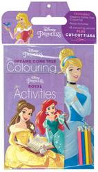 Check Out This Amazing Activity Pack With Your Favourite Disney Princesses Awesome Includes A 32 Page Dreams Come True Colouring Book