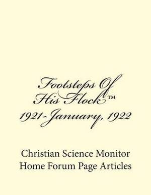 Footsteps of His Flock - 1921-January, 1922