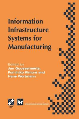 Information Infrastructure Systems for Manufacturing: Proceedings of the IFIP Tc5/Wg5.3/Wg5.7 International Conference on the Design of Information Infrastructure Systems for Manufacturing, DIISM '96 Eindhoven, the Netherlands, 15-18 September 1996