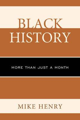 Black History: More Than Just a Month