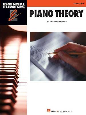 Essential Elements Piano Theory - Level 2