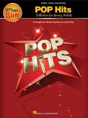 Let's All Sing Pop Hits: Collection for Young Voices