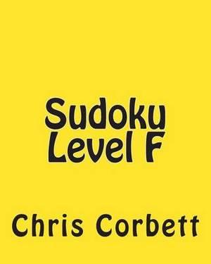 Sudoku Level F: Moderate Sudoku Puzzles