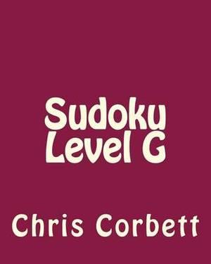 Sudoku Level G: Moderate to Intermediate Sudoku Puzzles