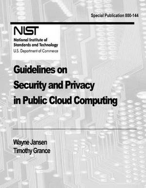 Guidelines on Security and Privacy in Public Cloud Computing
