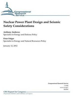 Nuclear Power Plant Design and Seismic Safety Considerations