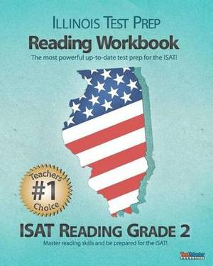 Illinois Test Prep Reading Workbook Isat Reading Grade 2