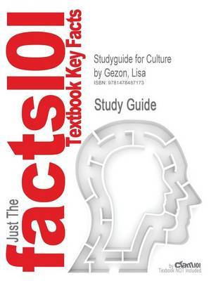 Studyguide for Culture by Gezon, Lisa
