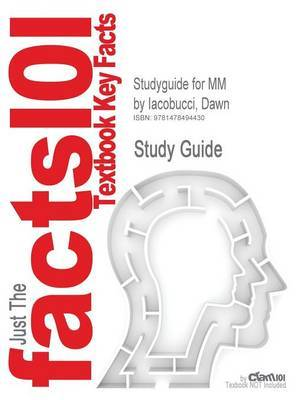 Studyguide for MM by Iacobucci, Dawn