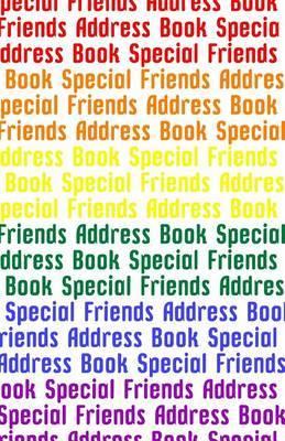 Special Friends Address Book