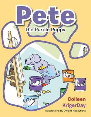 Pete the Purple Puppy