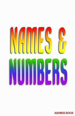 Names & Numbers Address Book
