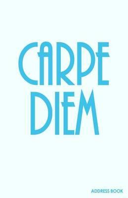 Carpe Diem Address Book