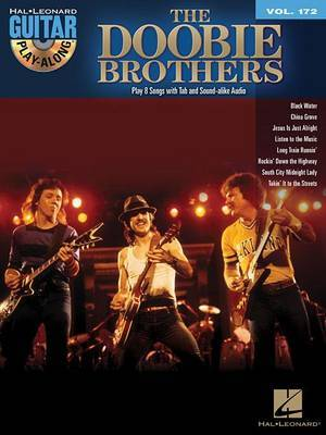 The Doobie Brothers: Guitar Play-Along Volume 172