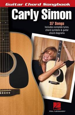 Carly Simon: Guitar Chord Songbook