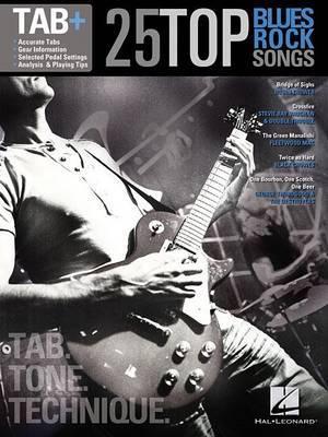 Tab: 25 Top Blues Songs Tab. Tone. Technique.