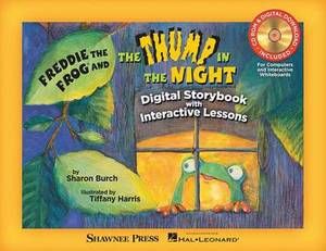 Freddie the Frog and the Thump in the Night (Digital Edition): Digital Storybook with Step-By-Step Lessons for Interactive Whiteboard