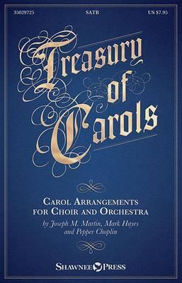 Treasury of Carols: Carol Arrangements for Choir and Orchestra