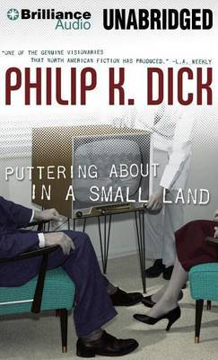 Puttering About in a Small Land: Library Edition