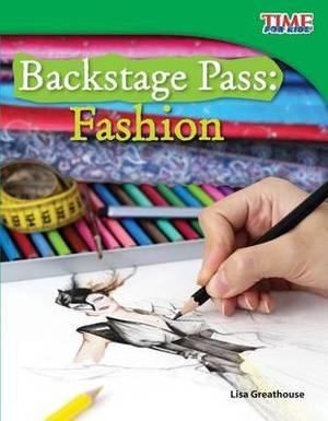 Backstage Pass: Fashion (Library Bound) (Fluent)