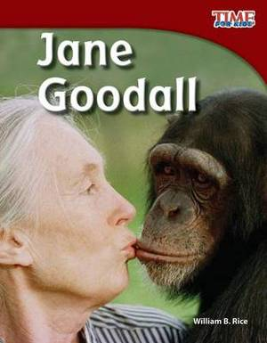 Jane Goodall (Library Bound) (Fluent Plus)