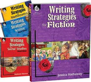 Writing Strategies for the Content Areas Set ( Edition 2)