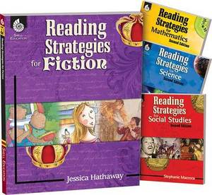 Reading Strategies for the Content Areas Set ( Edition 2)