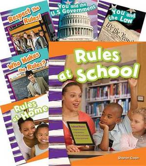 Rules and Authority 6-Book Set (Primary Source Readers: Content and Literacy)