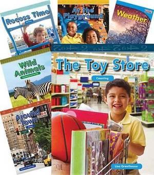 Stem Kindergarten Collection of 18 Books
