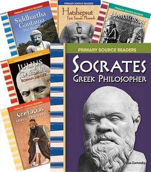 Ancient Leaders 6-Book Set (Primary Source Readers: World History)