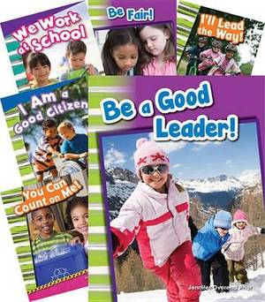 Citizenship and Responsibility 6-Book Set (Primary Source Readers: Content and Literacy)