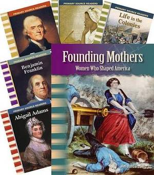 Colonial America 6-Book Set (Primary Source Readers: Us History)