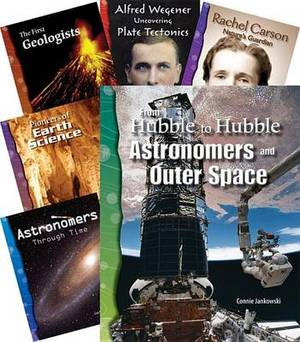 Exploring Earth & Space Science (Science Readers)