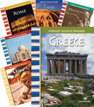 First Civilizations 6-Book Set (Primary Source Readers: World History)