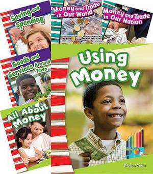 Learning Economics 6-Book Set (Primary Source Readers: Content and Literacy)