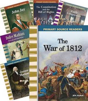 The New United States 6-Book Set (Primary Source Readers: Us History)