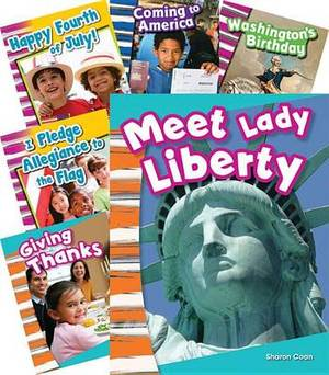 This Is My Country 6-Book Set (Primary Source Readers: Content and Literacy)