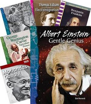 Biographies 2-3, 10-Book Set (Biographies)