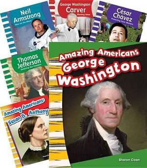 Biographies K-1, 10-Book Set (Biographies)