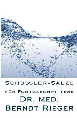 Schussler-Salze Fur Fortgeschrittene