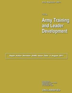 Army Training and Leader Development
