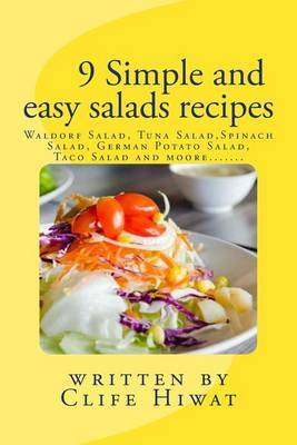 9 Simple and Easy Salads Recipes