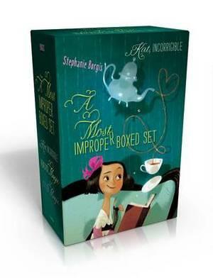 A Most Improper Boxed Set: Stolen Magic/Renegade Magic/Kat, Incorrigible