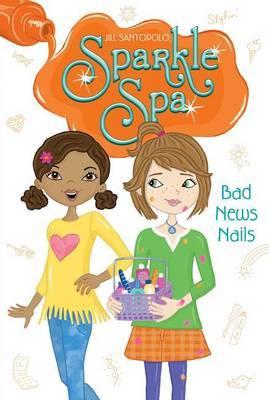 Sparkle Spa #5: Bad News Nails