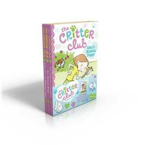 The Critter Club 3-Pack: Amy and the Missing Puppy; All about Ellie; Liz Learns a Lesson