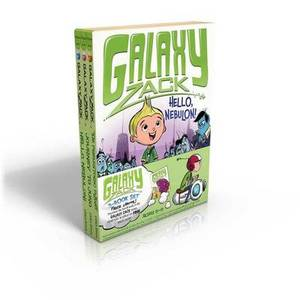 Galaxy Zack 3-Pack: Hello, Nebulon!; Journey to Juno; The Prehistoric Planet