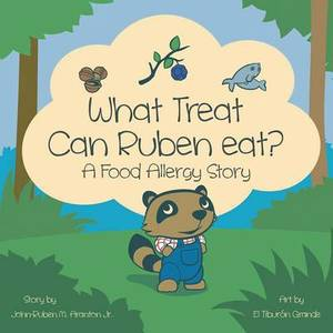 What Treat Can Ruben Eat?