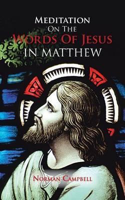 Meditation on the Words of Jesus in Matthew