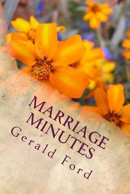 Marriage Minutes: Thoughts for the Egalitarian (Collaborative) Marriage