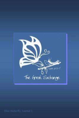 Blue Butterfly Journal 1